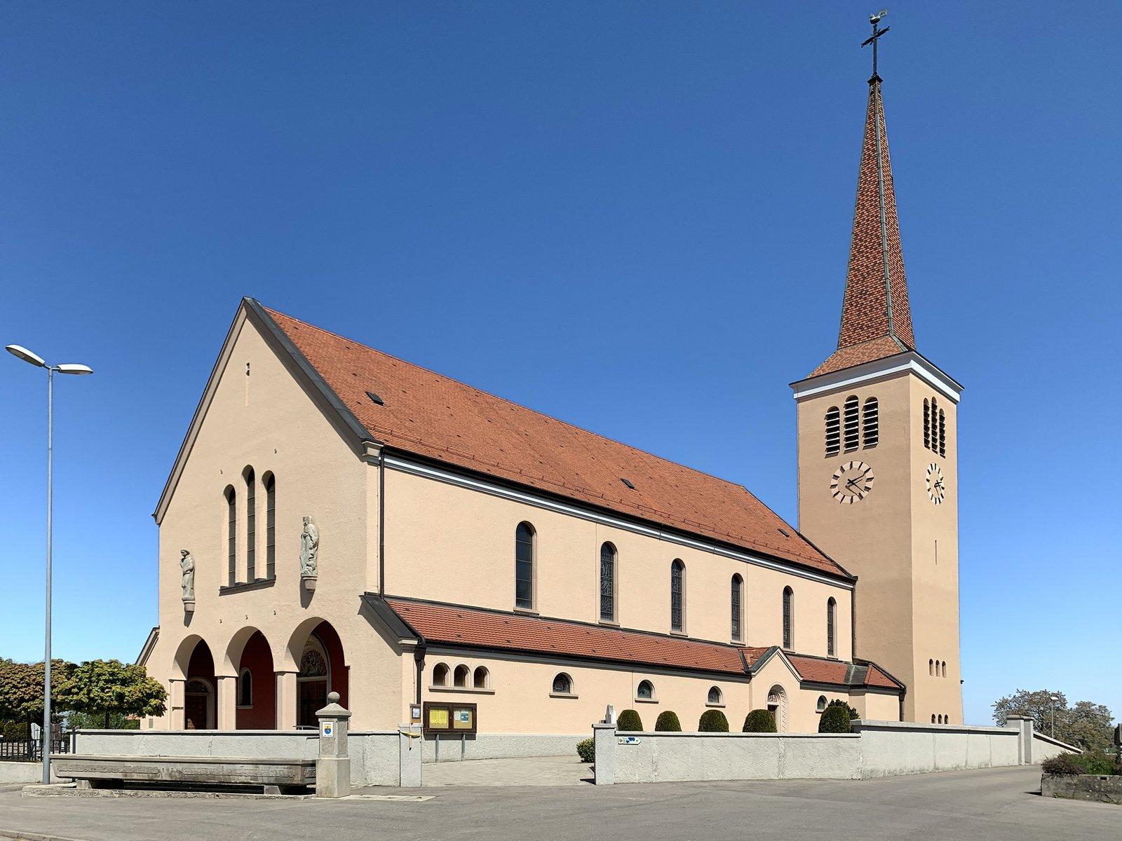 Église d'Ependes